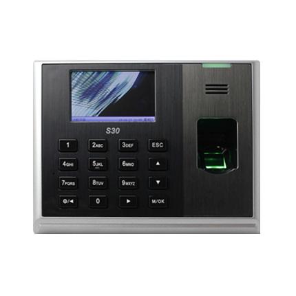 ZKTeco S30 Fingerprint Time Attendance