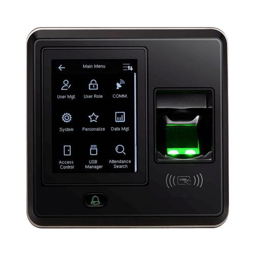 ZKTeco SF300 Fingerprint Access Control Black