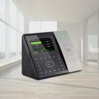 ZKTeco iface701 face and fingerprint time attendance