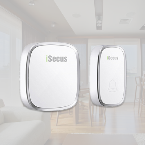 A1010 Wireless Door Bell, Door Chime