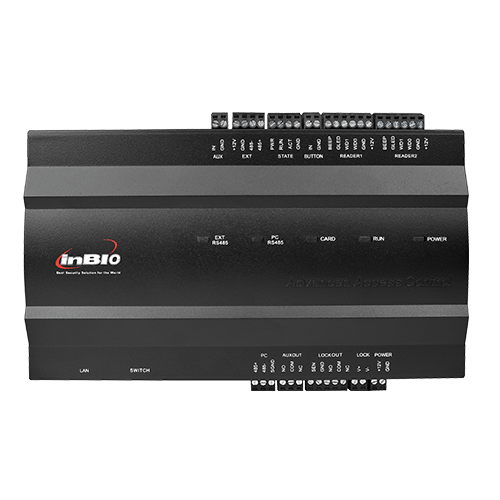 ZKTeco InBio160/260/460 Biometric Controll Panel