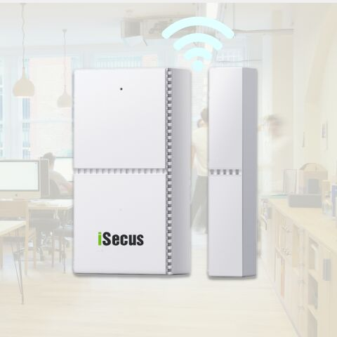 D210-WiFi Door Sensor and Window Sensor