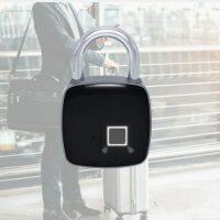 LK-P30-Fingerprint Padlock