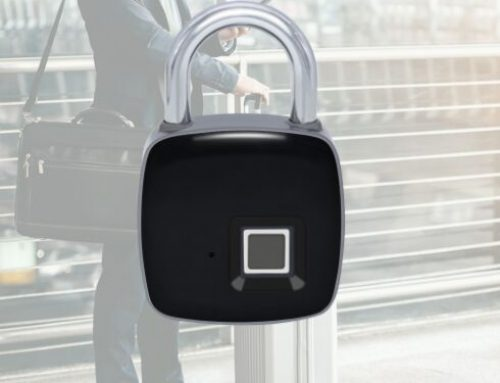 Mini Fingerprint Padlock LK-P30