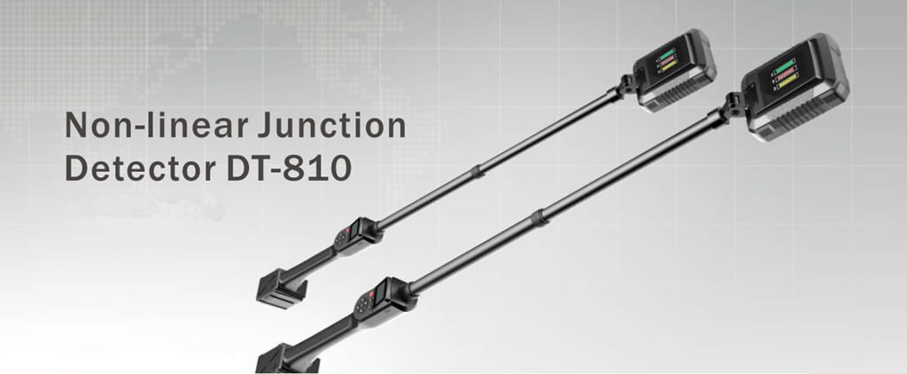 DT-810 Non-linearJunction Detector