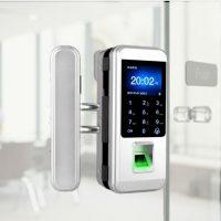 LK-8801 Fingerprint Glass Door Lock