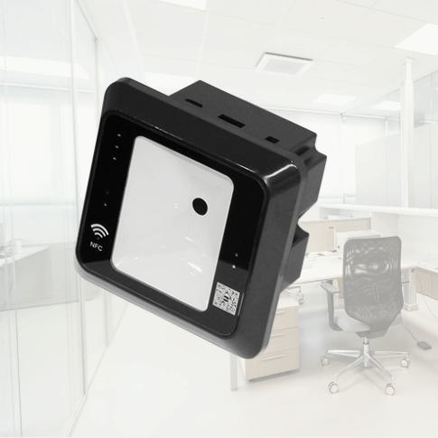 ZKTeco R401 QR and NFC Reader