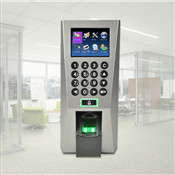 F18 Fingerprint Access Control