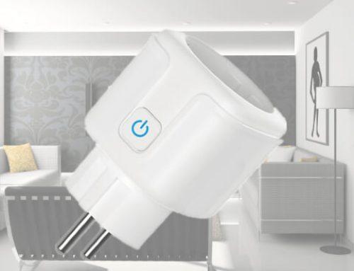 Smart WiFi Power Socket ST100-EU