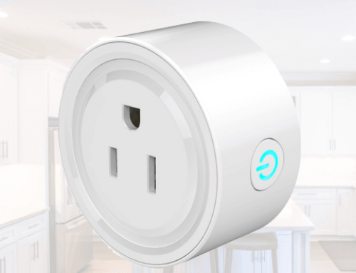 Smart WiFi Power Socket US Standard ST100-US