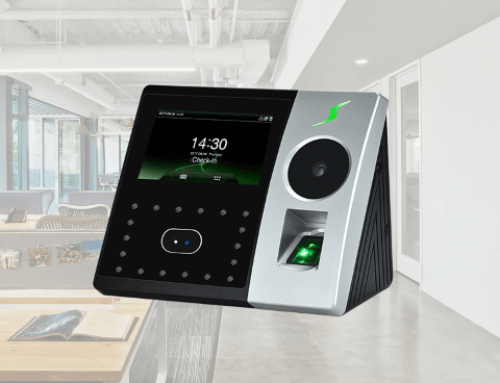 Palm & Face Time Attendance and Access Control Pface202(iFace702-P)