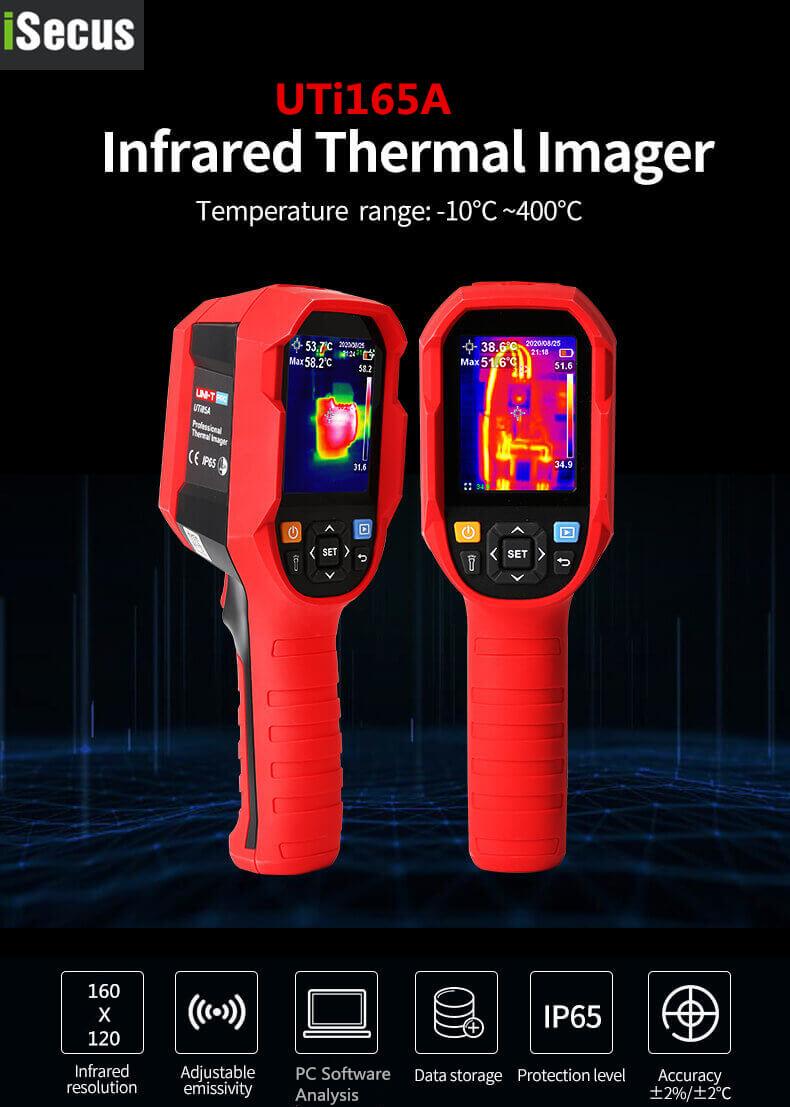 UTi165A Industrial Thermal Imager Camera-Handheld-Thermal Imager-Camera