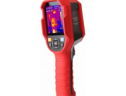 UTi85A Industrial Thermal Imaging Camera 80×60