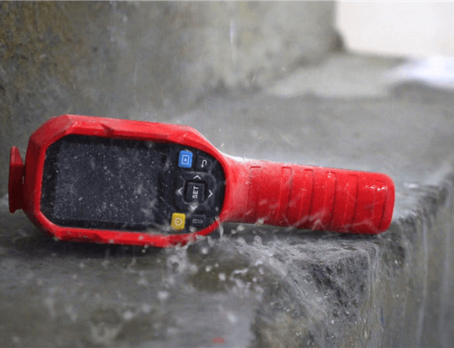 UTi260B Handheld Thermal Imager Camera for Industrial Use