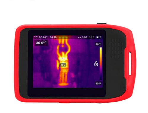 UTi120T Pocket Thermal Imager (Matches Fluke PTi120)