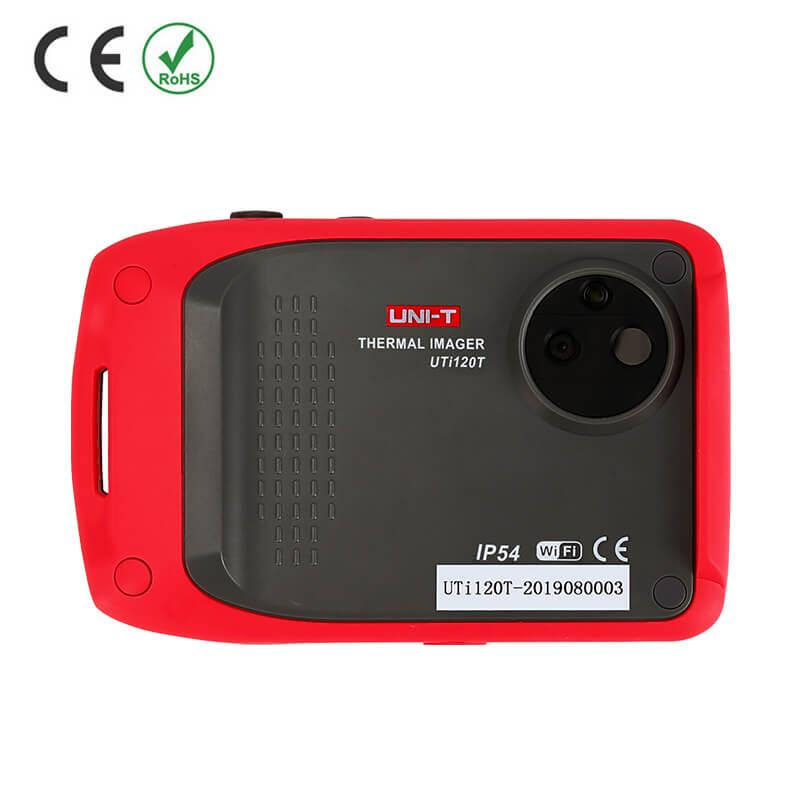 UTi120T Pocket Thermal Imager-Matches Fluke PTi120-P2