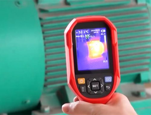 Thermal Imaging Cameras Used in Industrial Applications