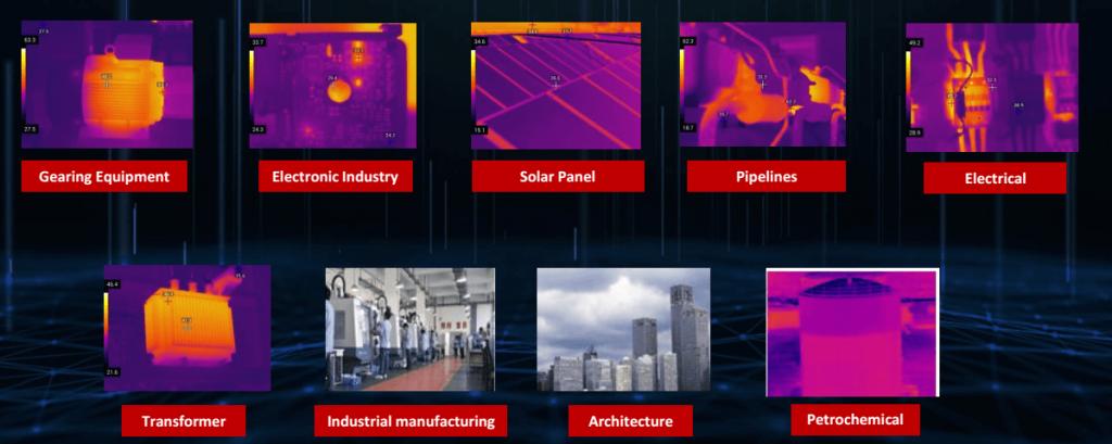 Thermal Imaging Camera Applications