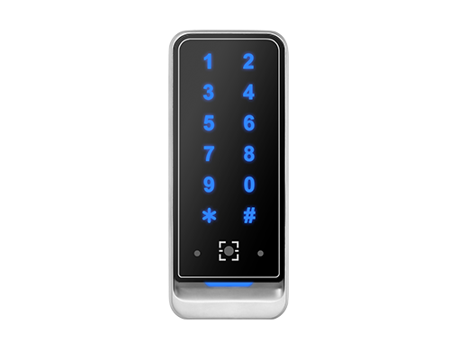 QR Code and Card Access Control