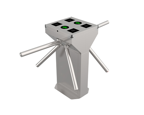 TS129-2 Double Tripod Turnstile for Access Control-p1