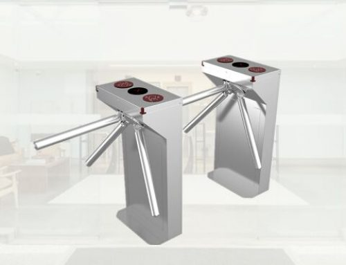 TS129 Tripod Turnstile for Access Control System