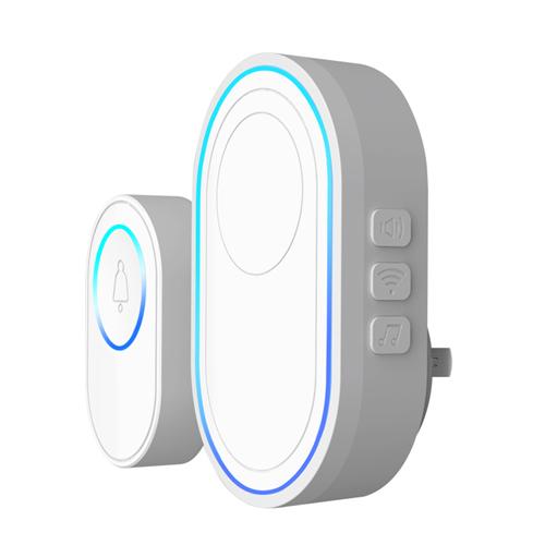 DB110 Tuya WiFi Doorbell and Alarm Hub-P1