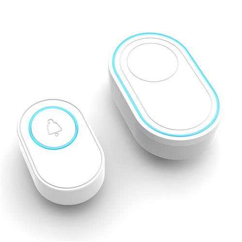 DB110 Tuya WiFi Doorbell and Alarm Hub-P3