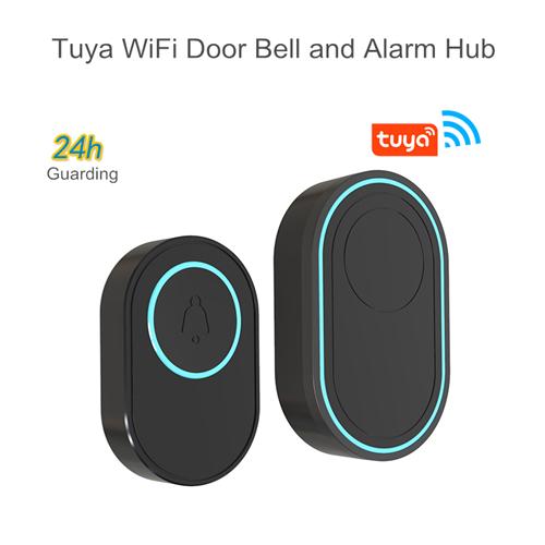 DB110 Tuya WiFi Doorbell and Alarm Hub-P4