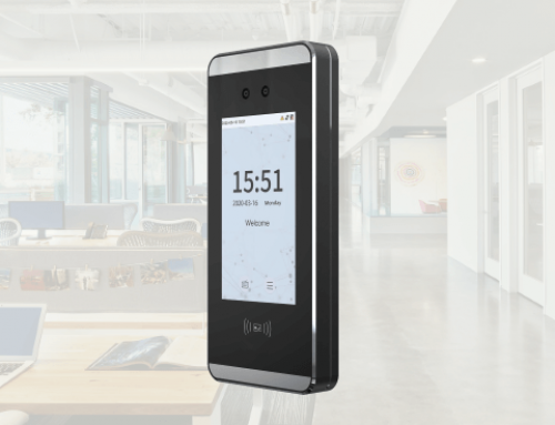 Visible Light Face and Palm Access Control MiniAC Plus