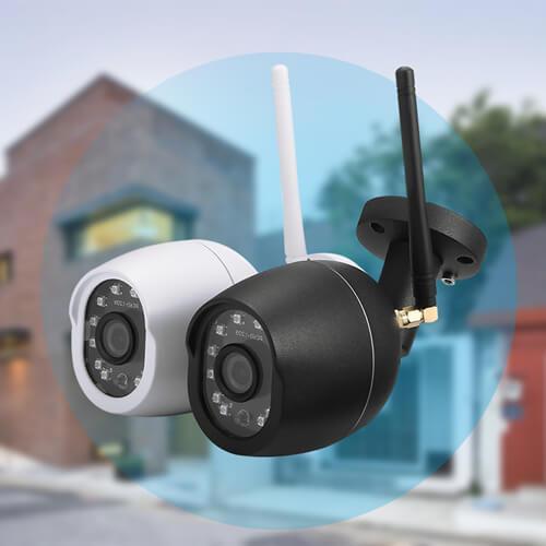 C300 Tuya Waterproof IP Camera 1080P Featured Pic