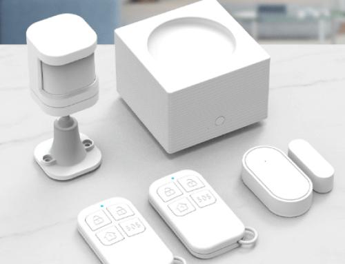 Tuya Smart WiFi and GSM Home Alarm Kit G100