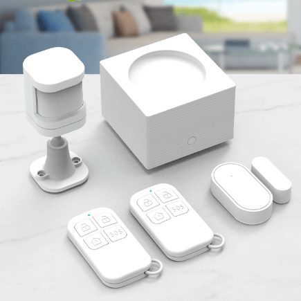 G95 WiFi and GSM Alarm Kit Featured Pic