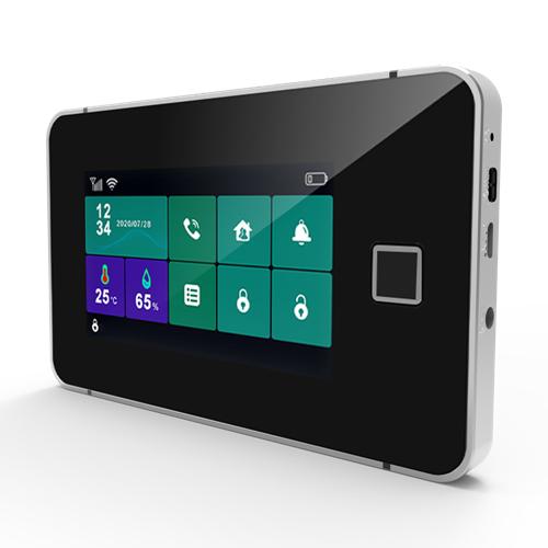 Touch Sreen WiFi Alarm System Kit G600-P2