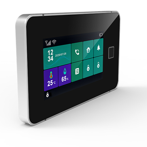 Touch Sreen WiFi Alarm System Kit G600-P3