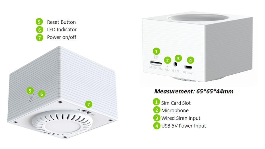 Tuya Smart WiFi Alarm System Kit G95-Marketing P7