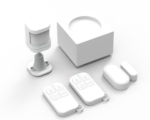 Tuya Smart WiFi Alarm System Kit G95-P1