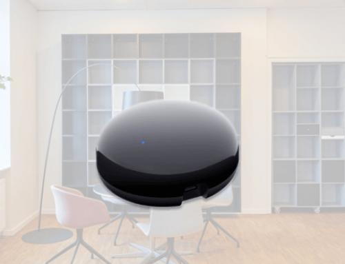 Tuya Smart WiFi IR Remote Controller IR80S