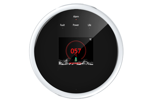 WiFi Gas Leakage Detector GS210W-P4