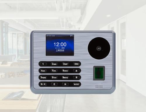 ZK Palm and Fingerprint Time Attendance TX628-P