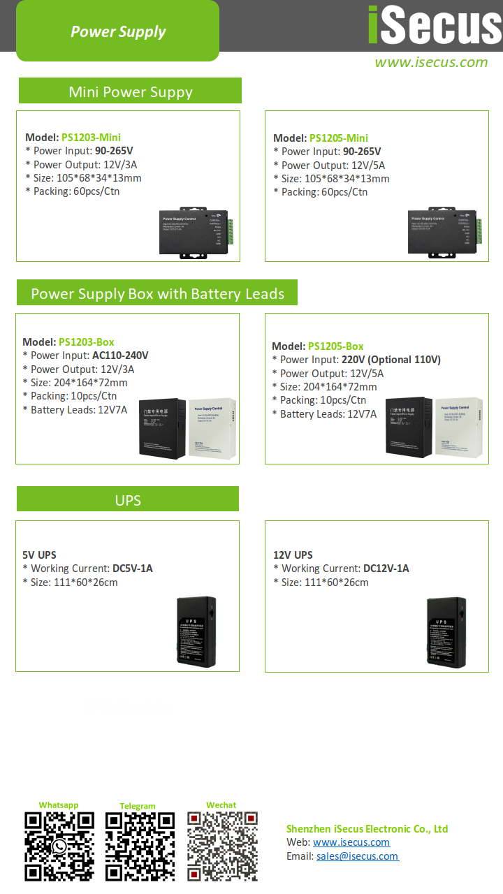 Power-Supply-Box-UPS-Power-from-iSecus-Accessories Catalogue from iSecus-P3