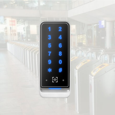 QR and card reader for access control-Q700 for Inbio and C3
