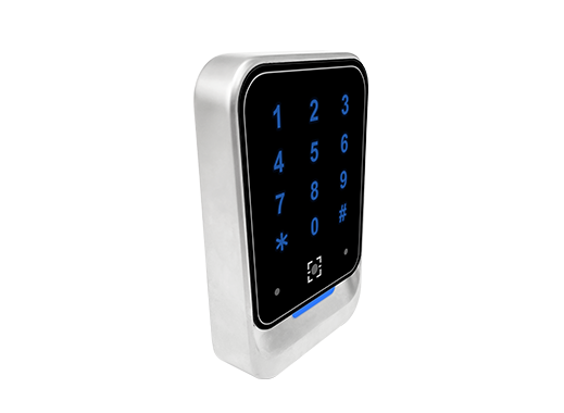 QR800 Dynamic QR and RFID Wiegand Reader with touchkey boards-p2