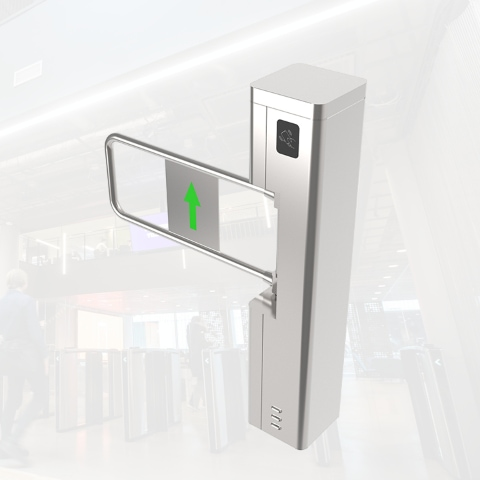 ST310 Swing Gate Turnstile-Featured Pic from iSecus
