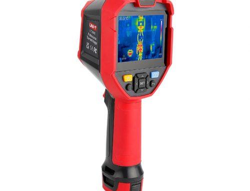 Handheld Thermal Imaging Camera with WiFi UTi260E 256×192