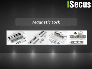 iSecus Magnetic Lock Catalogue